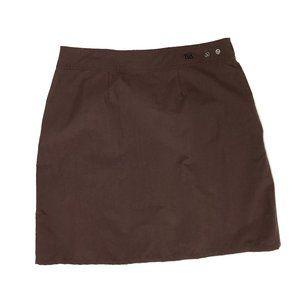 ISIS Womens Brown Hiking Skirt Athletic